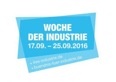 """Kunststoff verarbeitende Industrie gewichtiger Teil der """"Woche der Industrie"""""""