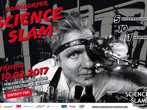 2. Gendorfer Science Slam