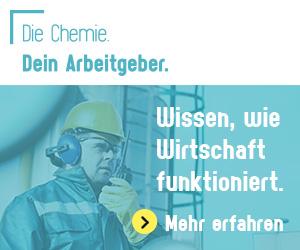 """""""Die Chemie. Dein Arbeitgeber."""" – Neue Mitarbeiterkommunikation der Chemie-Arbeitgeber"""