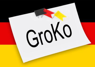 4. März 09:31 Uhr – die GroKo steht