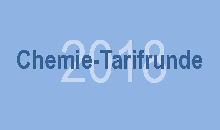 Chemie-Tarifrunde 2018: Forderungsempfehlung: 6+1