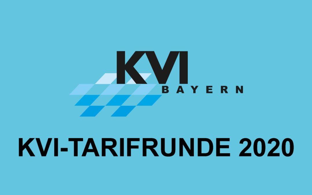 KVI-Tarifabschluss wählt in schwierigen Zeiten den richtigen Weg!