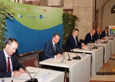 Neuer Umwelt- und Klimapakt Bayern unterzeichnet