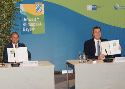Wir müssen den neuen bayerischen Umwelt- und Klimapakt als Standort- und Umsetzungspakt begreifen!